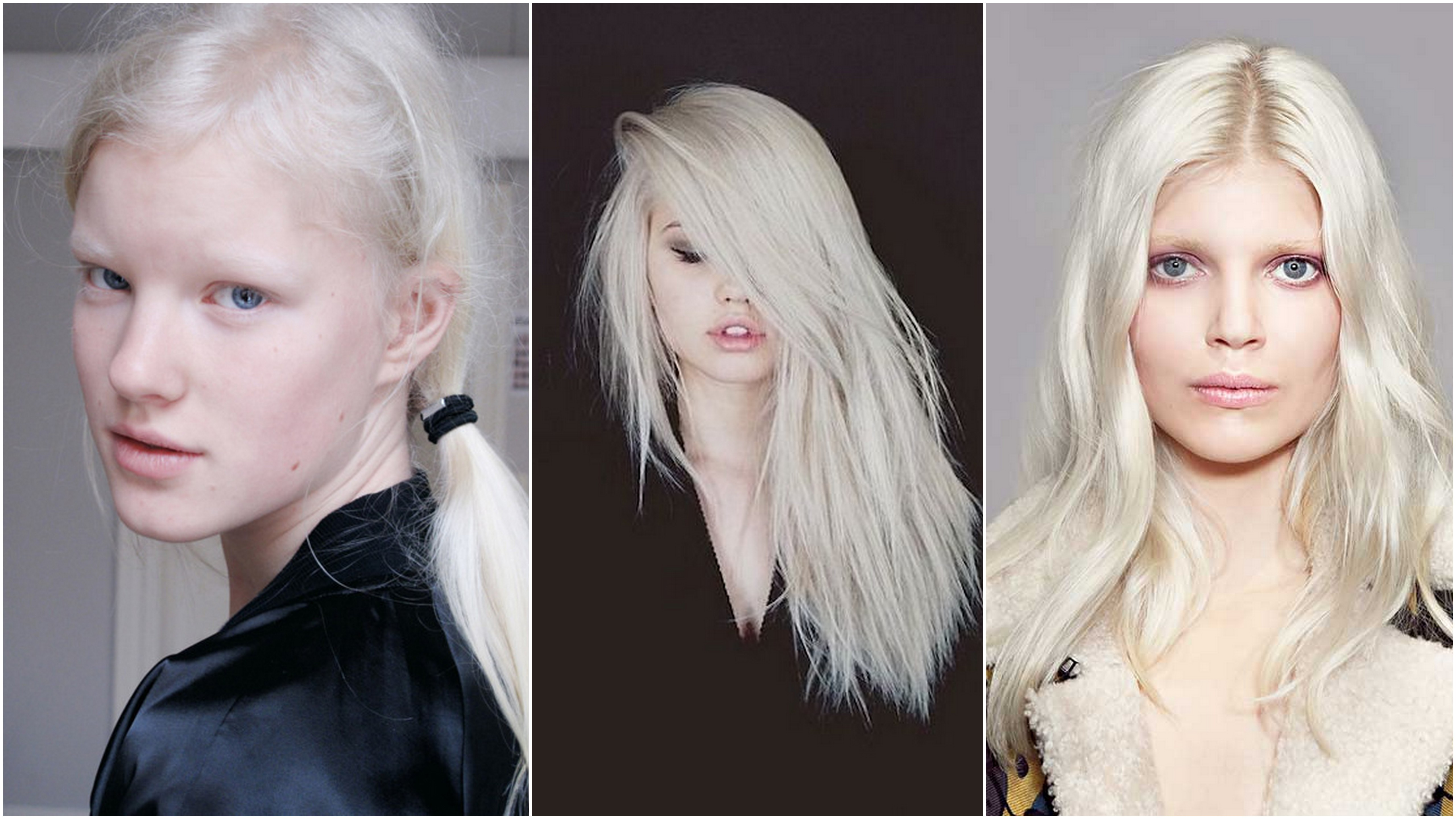 tagli capelli bianchi lunghi