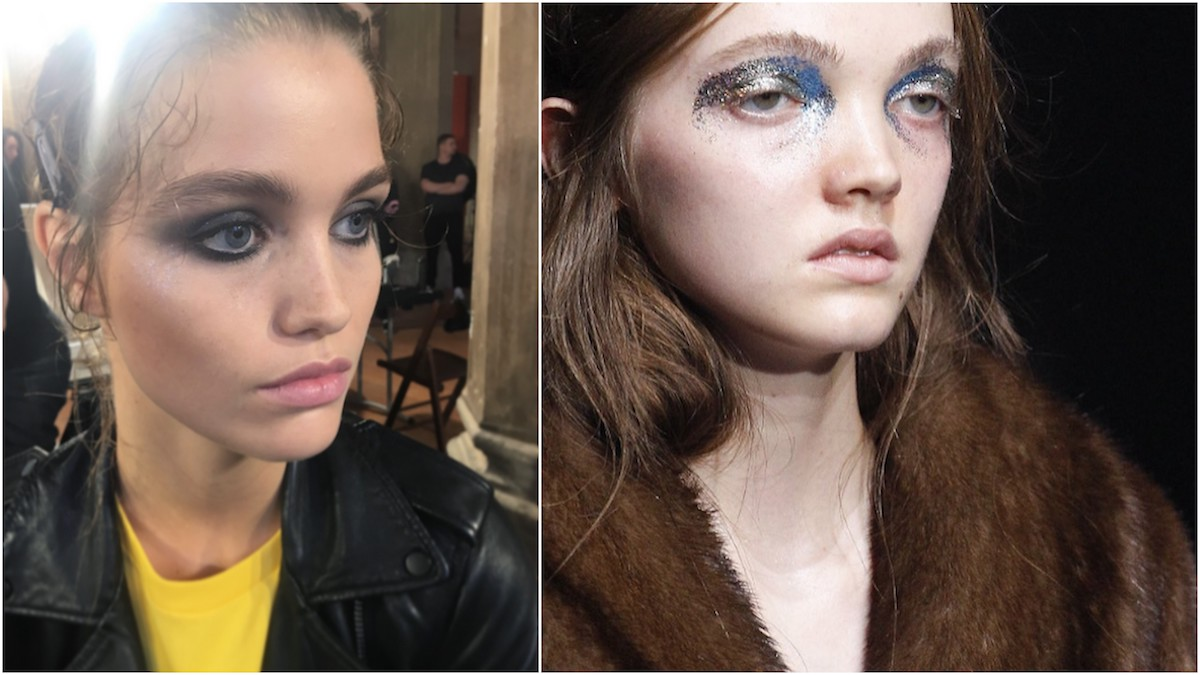 tendenze make up milano fashion week primavera estate 2018