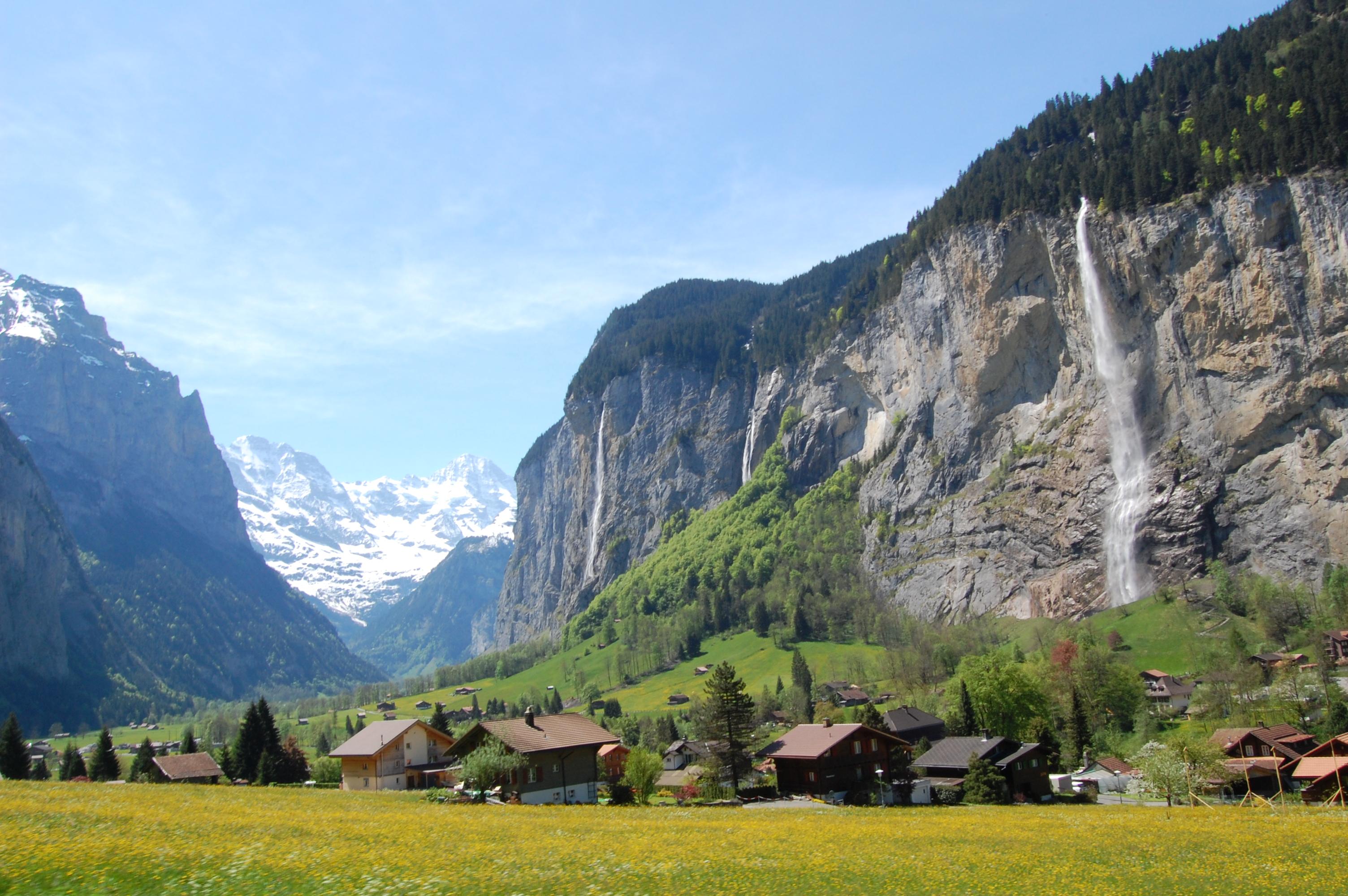 6 passi svizzeri in moto