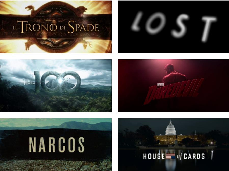 Binge watching: le 10 serie TV che creano più dipendenza