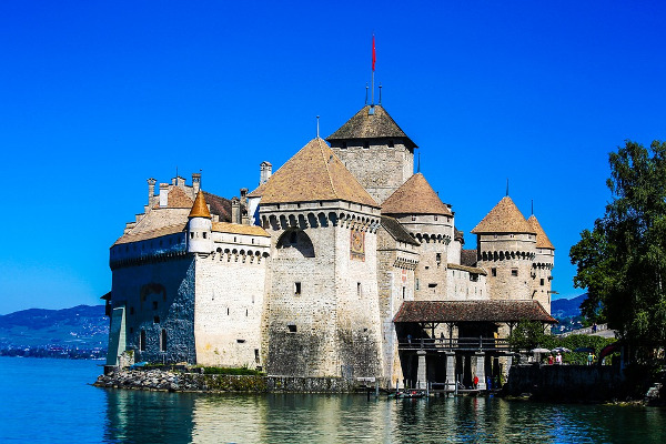 Castello di Chillon Montreux