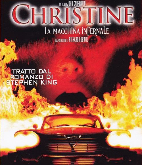 Christine film Stephen King