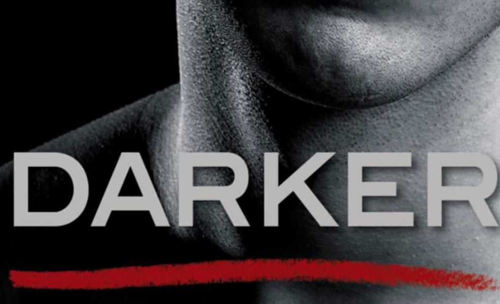 Darker libro Cinquanta Sfumature