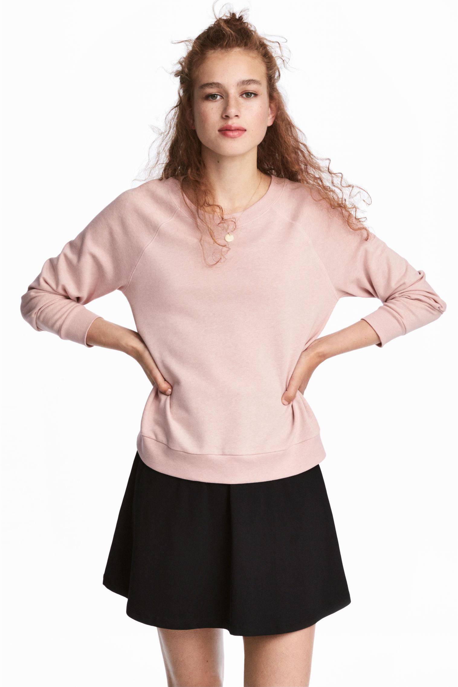 Felpa rosa H&M