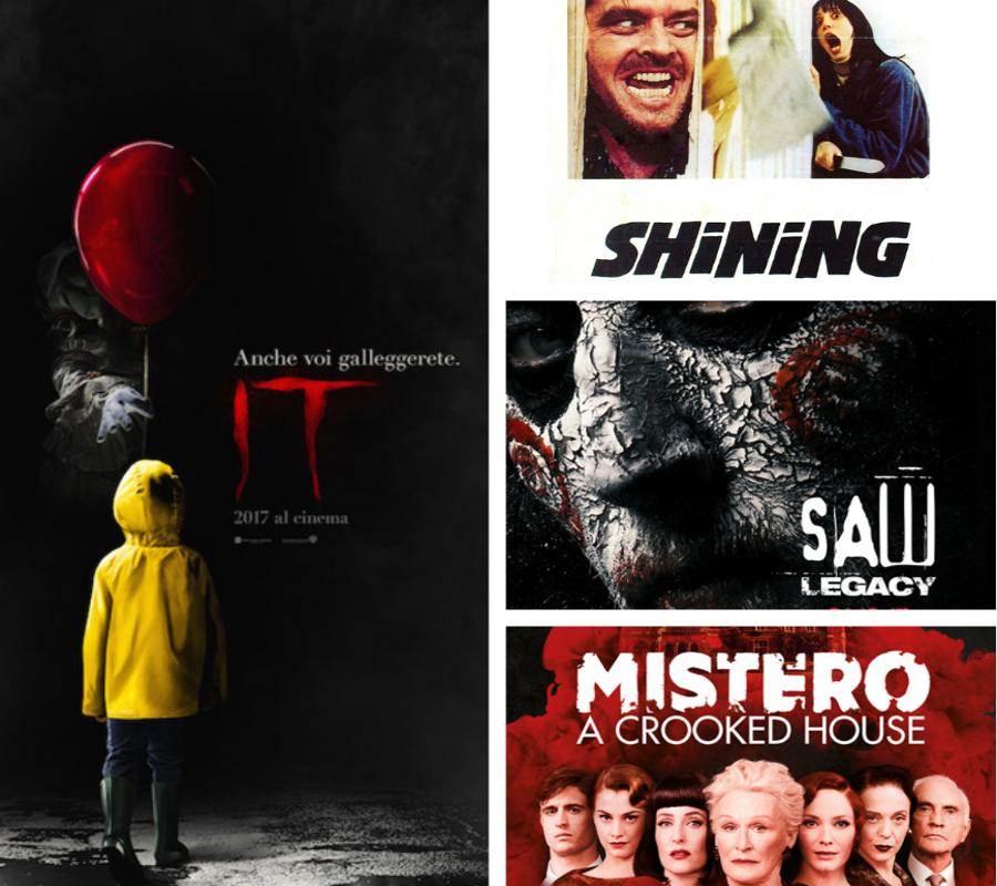 Halloween al cinema: i film horror più spaventosi nelle sale