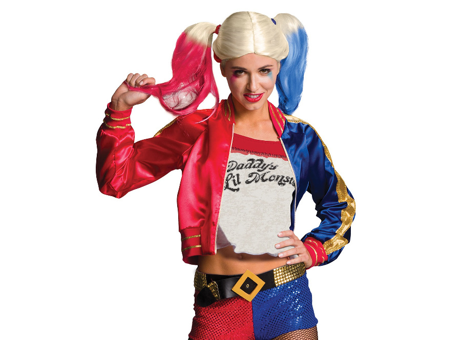 Harley Quinn Suicide Squad costume Halloween