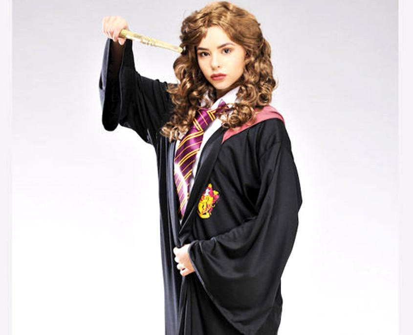 Come travestirsi da Hermione Granger  costume fai da te  4f3d8a80144d