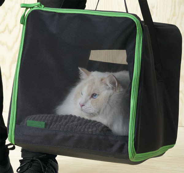 IKEA gatto trasportino