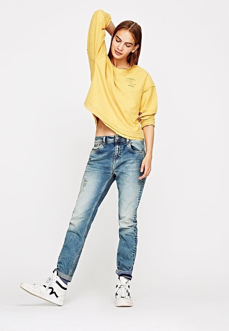 Jeans larghi a vita alta Pepe Jeans