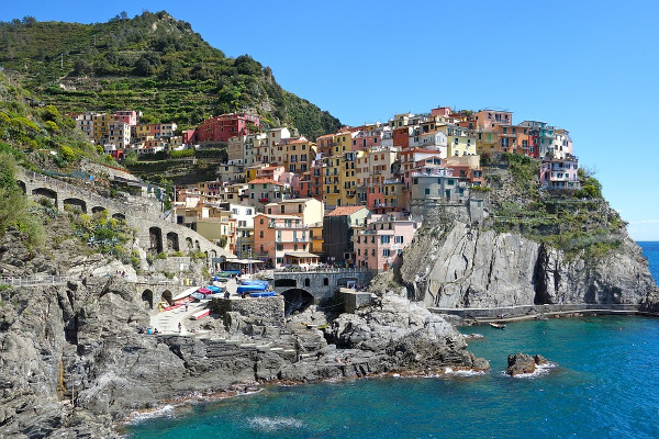Liguria Settimana del Pianeta Terra
