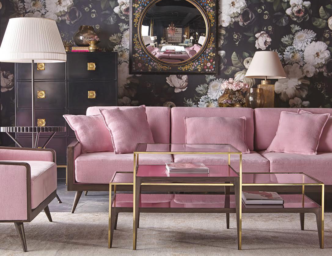 Millennial Pink Pantone: il colore di tendenza per arredare casa