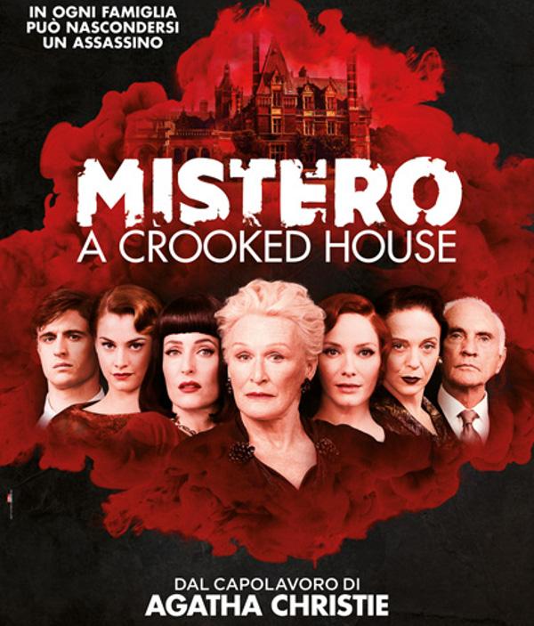 Mistero a Crooked House film Halloween cinema