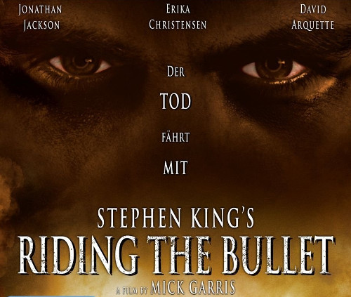 Riding the Bullet film Stephen King