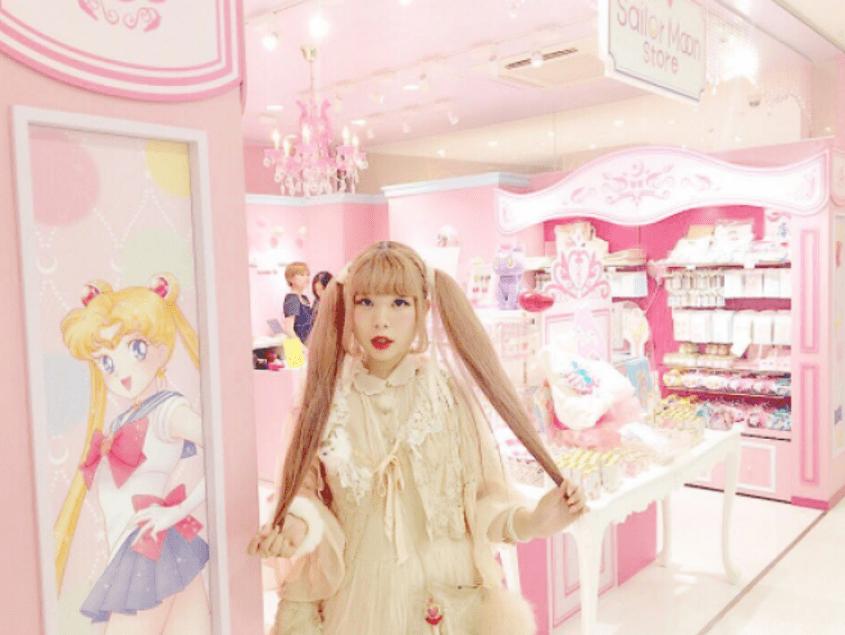 Tokyo, apre il primo negozio ufficiale di Sailor Moon