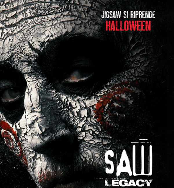Saw Legacy film Halloween cinema