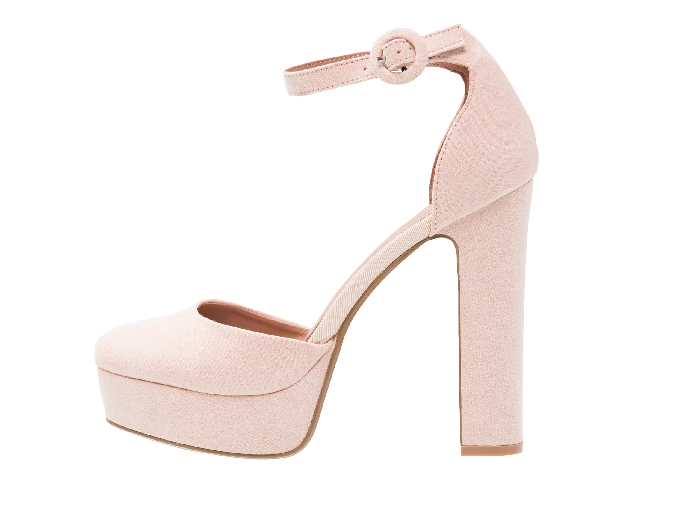 Scarpe rosa Topshop