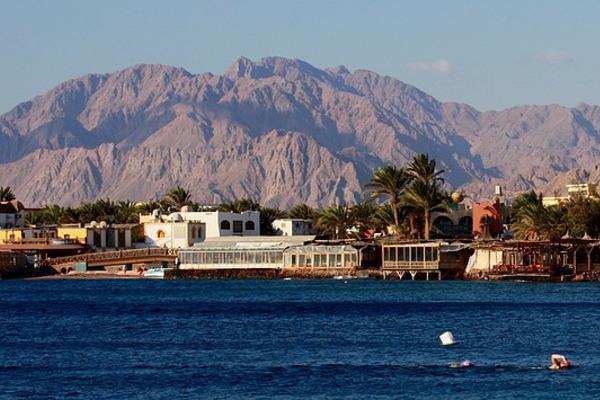 Sharm el Sheikh Egitto strutture mare