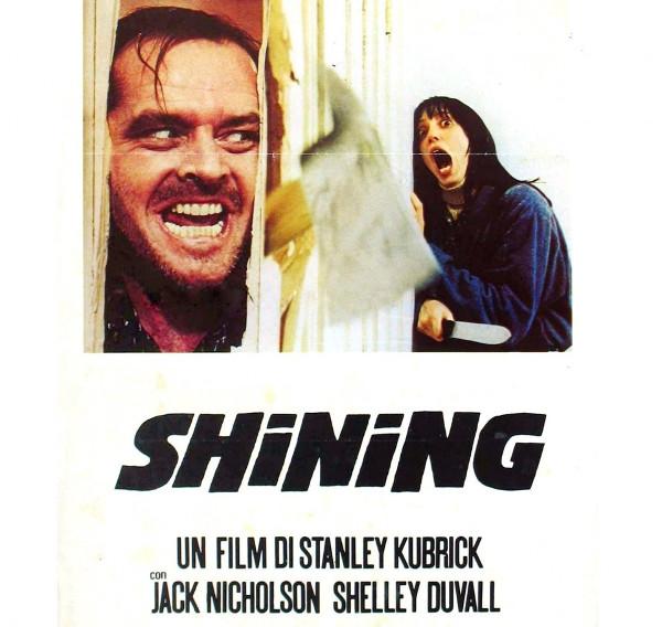 Shining film Halloween cinema