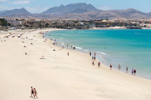 Spiaggia Fuerteventura cosa vedere