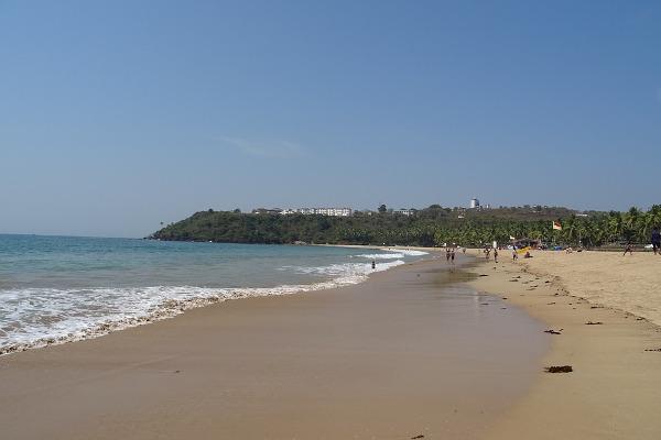 Spiaggia India Goa