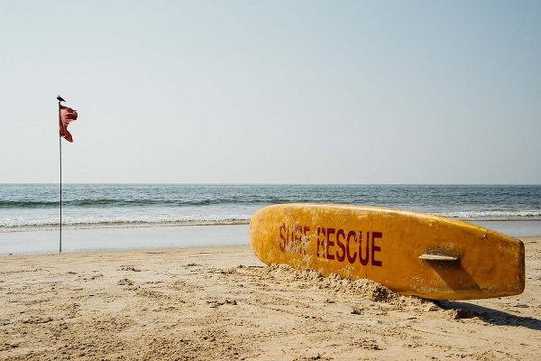 Spiaggia Mar Arabico