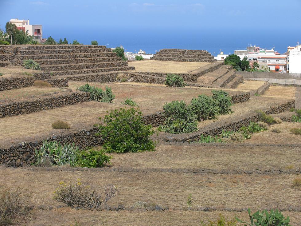 Tenerife Piramidi di Guimar