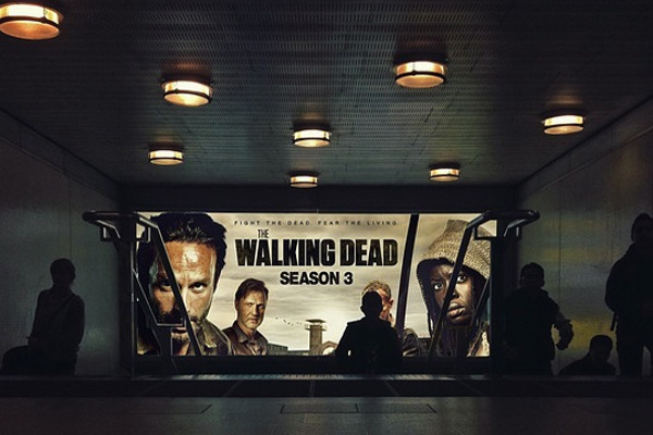 The Walking Dead dipendenza