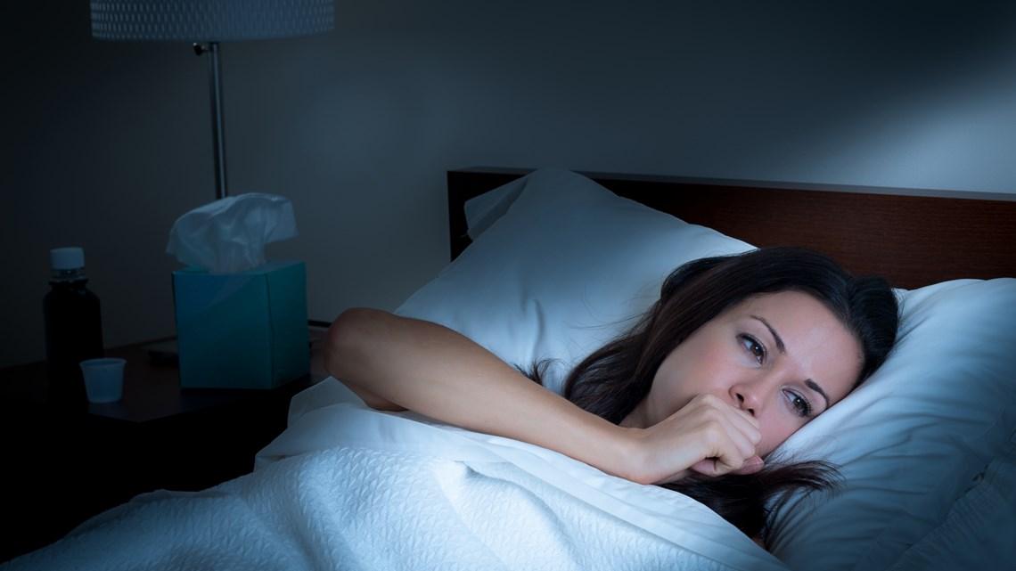 Tosse notturna: cause, rimedi e omeopatia
