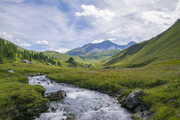 Valle d'Aosta Settimana del Pianeta Terra