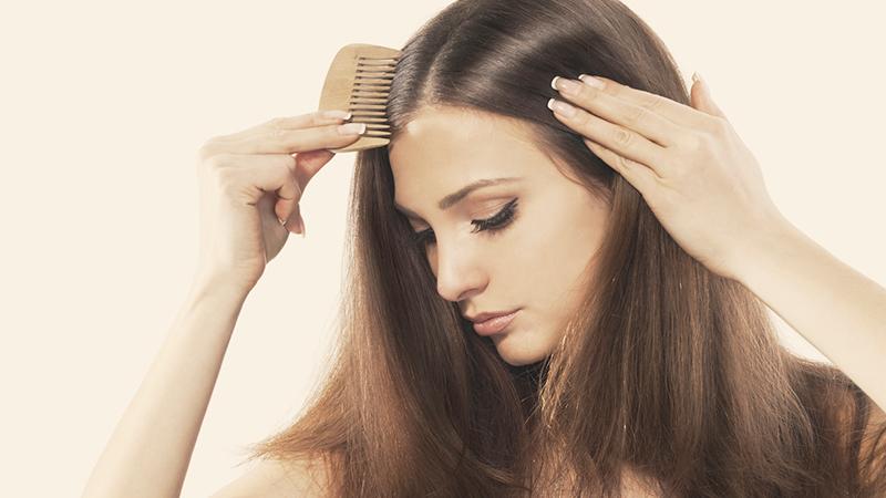 cambiare riga capelli