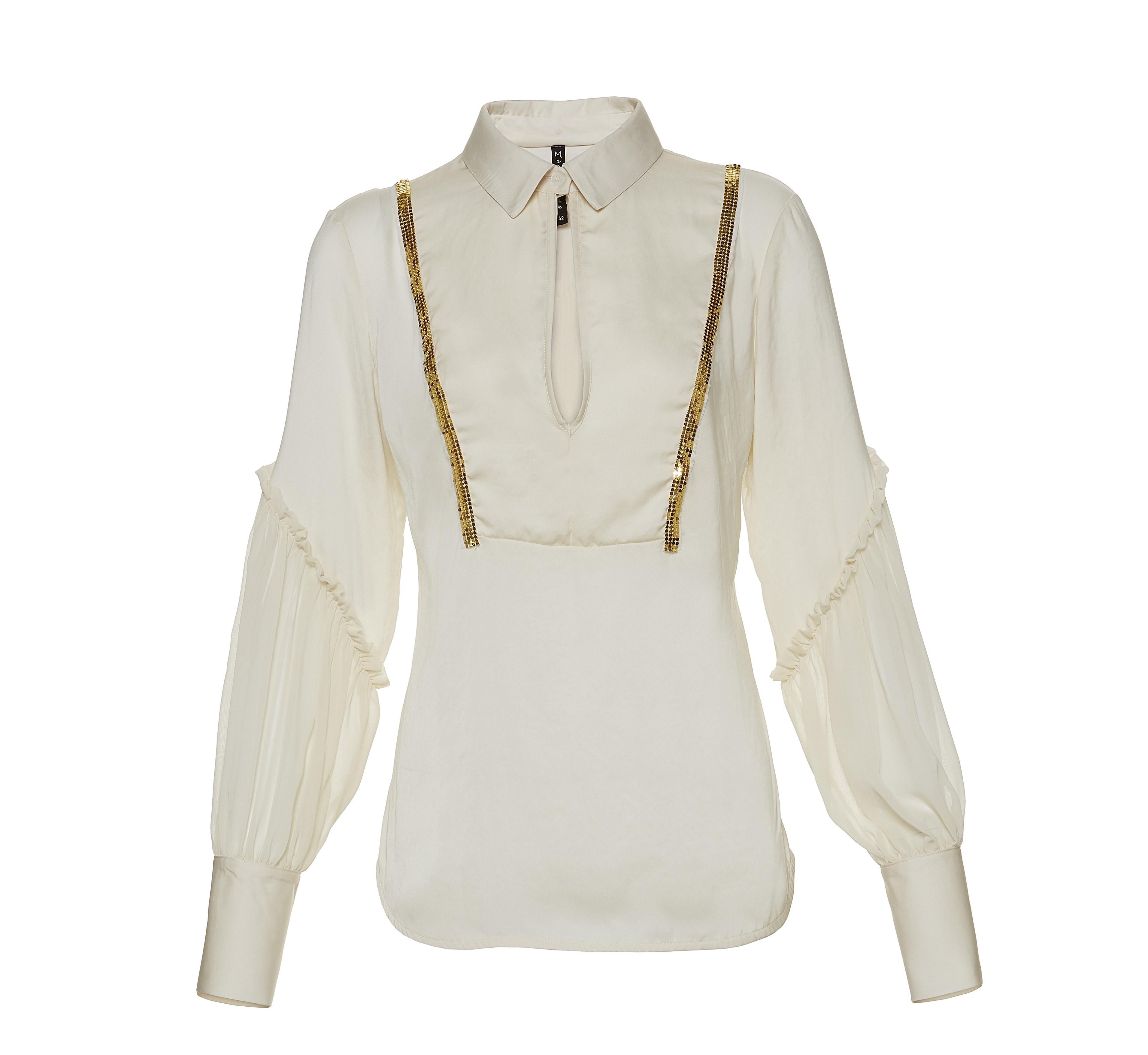 camicia bianca manila grace