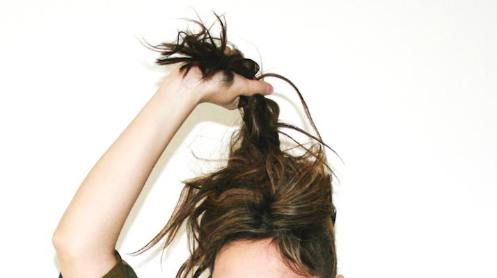 capelli sporchi borotalco