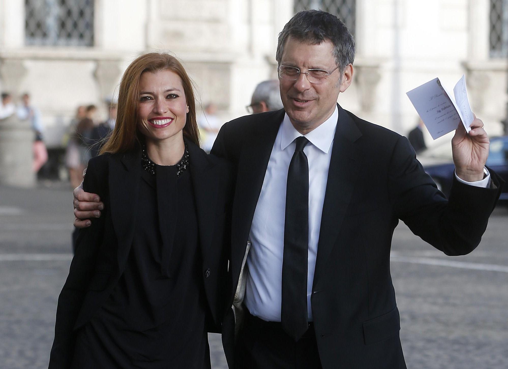 Carlotta Mantovan: biografia, età e gossip della moglie di Fabrizio Frizzi