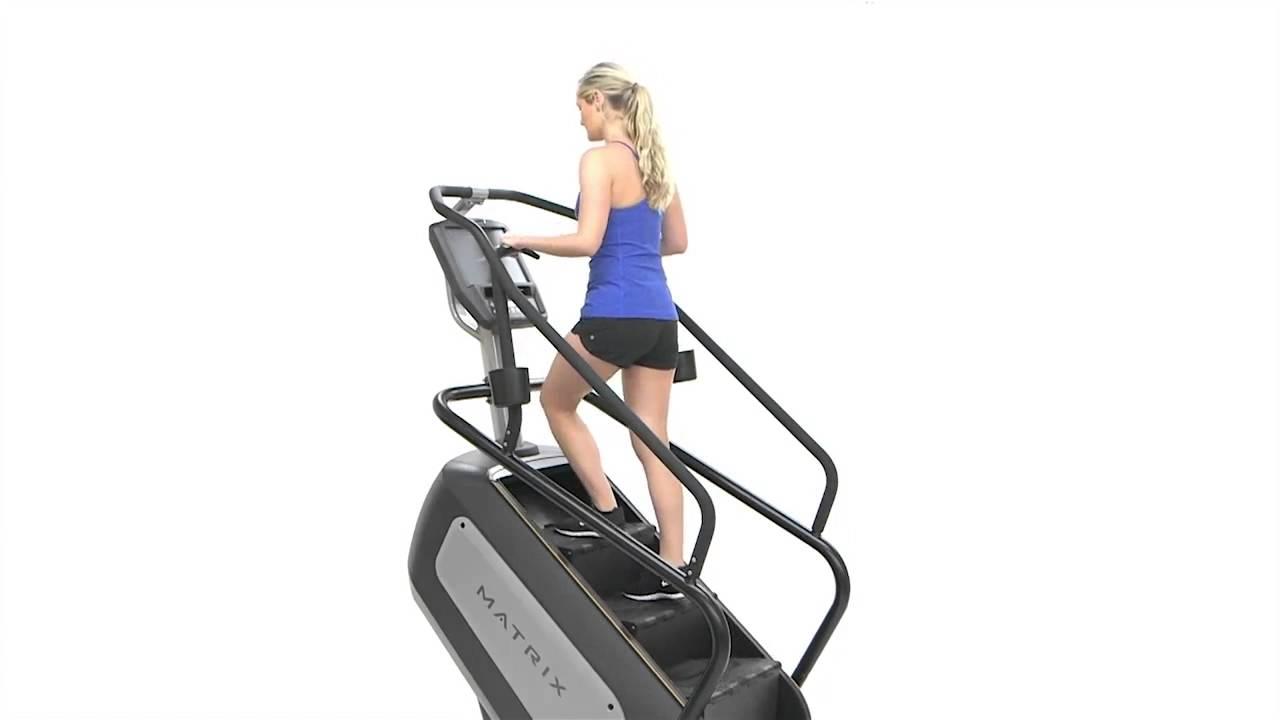 Salire le scale in palestra con il Climbmill: il fitness trend per dimagrire
