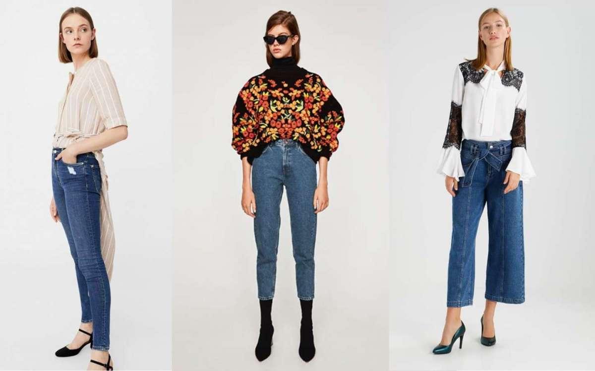 84b0fb63b877f4 Jeans a vita alta, a chi stanno bene e come abbinarli | Pourfemme