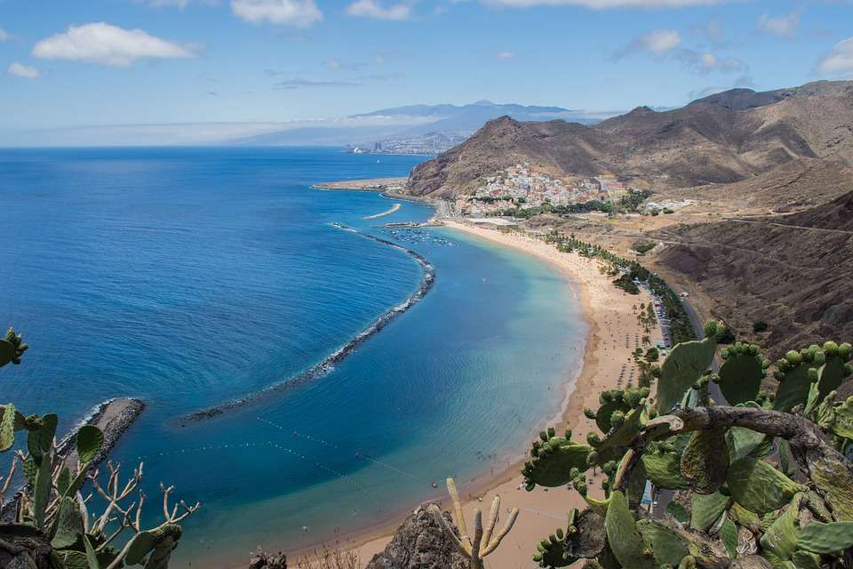 La bellissima Tenerife