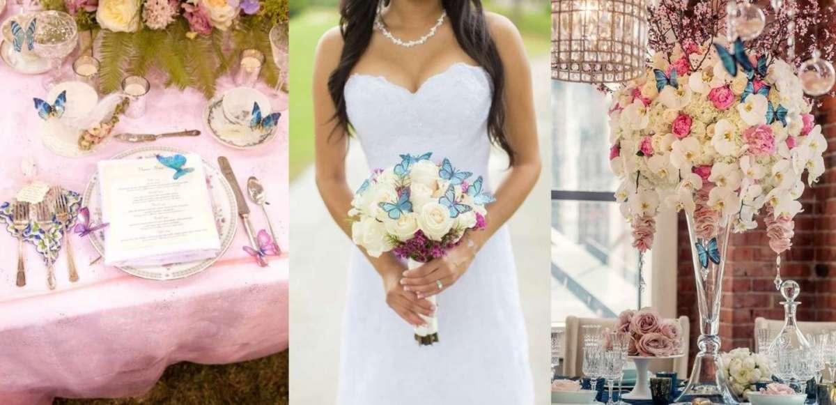 Matrimonio a tema farfalle idee per allestimento e for Idee e accessori