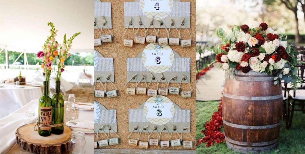 Matrimonio Tema Estate : Matrimonio a tema vino idee per decorazioni e consigli
