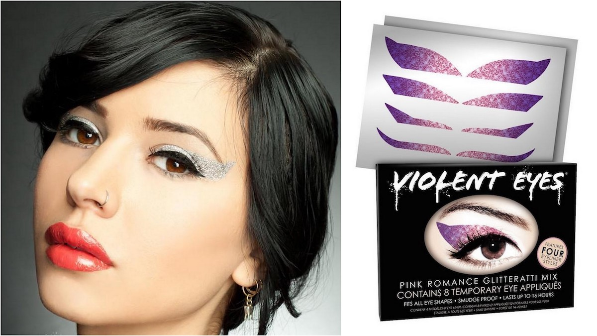 Ombretto tattoo: la novità make-up per truccare gli occhi