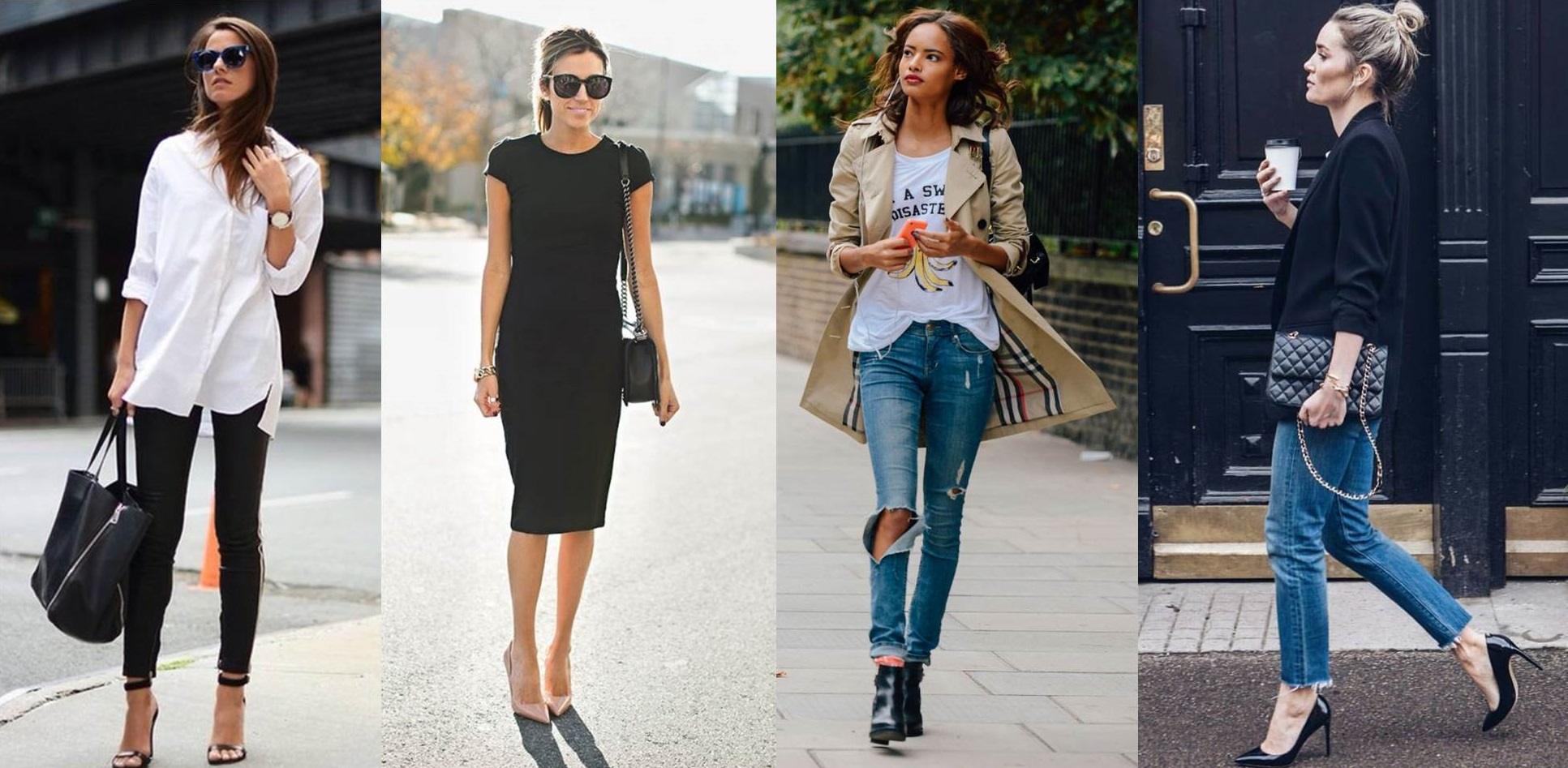 outfit indispensabili per ogni donna