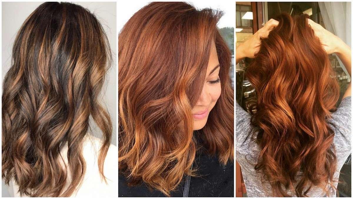 Pumpkin Spice hair i capelli rossi di tendenza