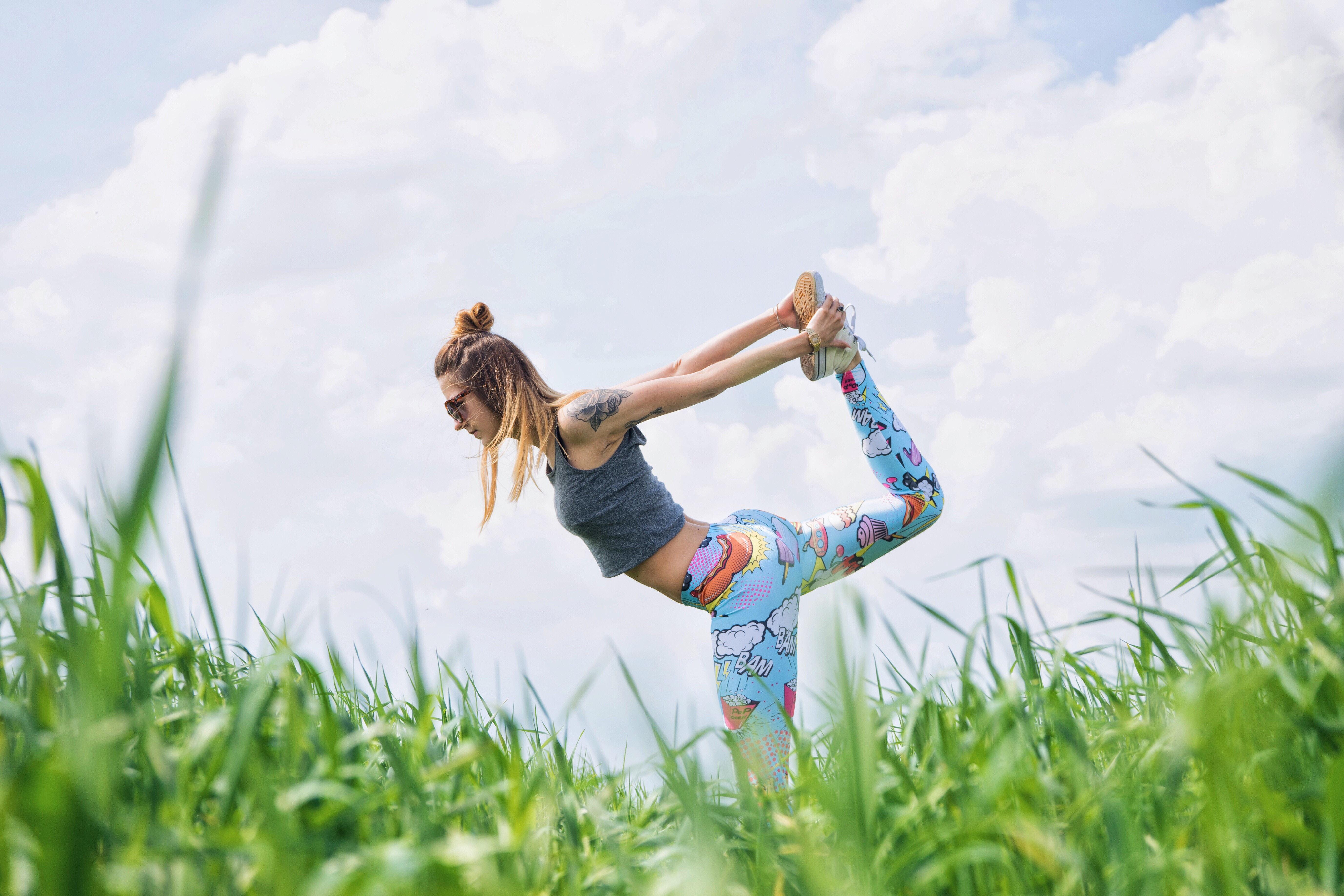 Come riscaldare i muscoli delle gambe prima dell'allenamento