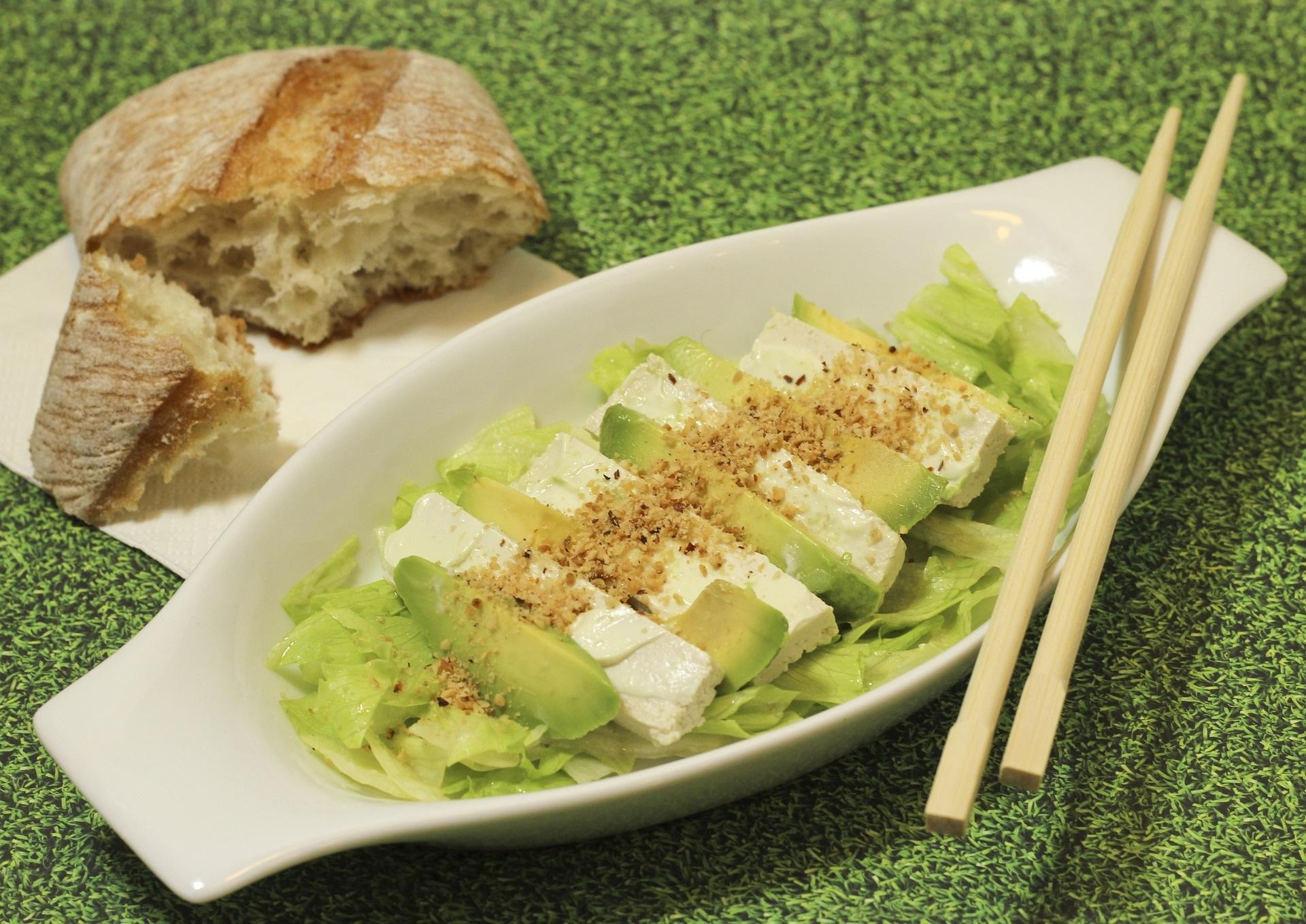 Tofu nella dieta dimagrante: calorie e valori nutrizionali