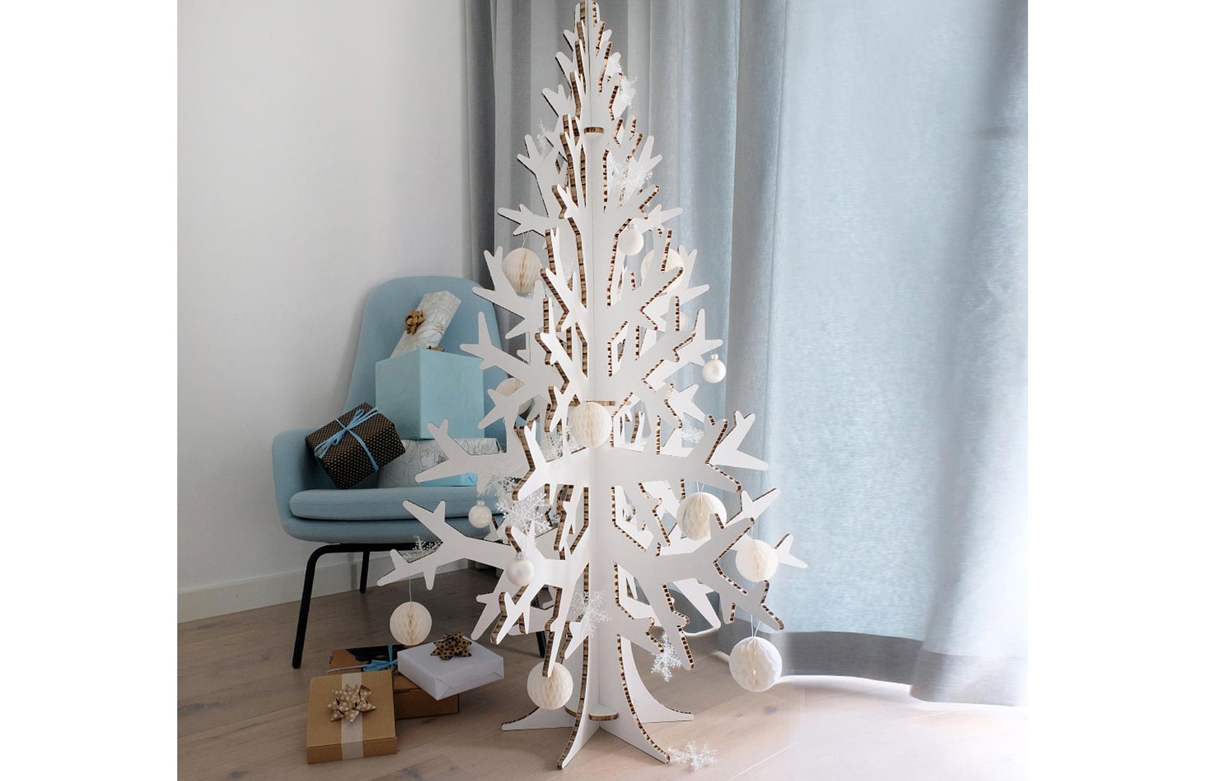 Albero di Natale H 132 cm