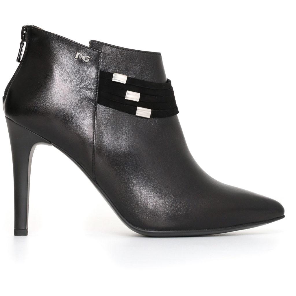 Ankle boot neri Nero Giardini