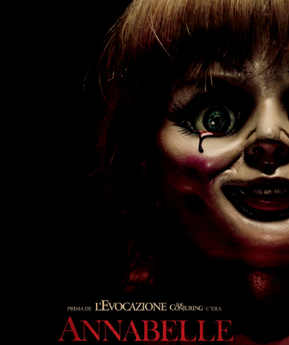 Annabelle film horror
