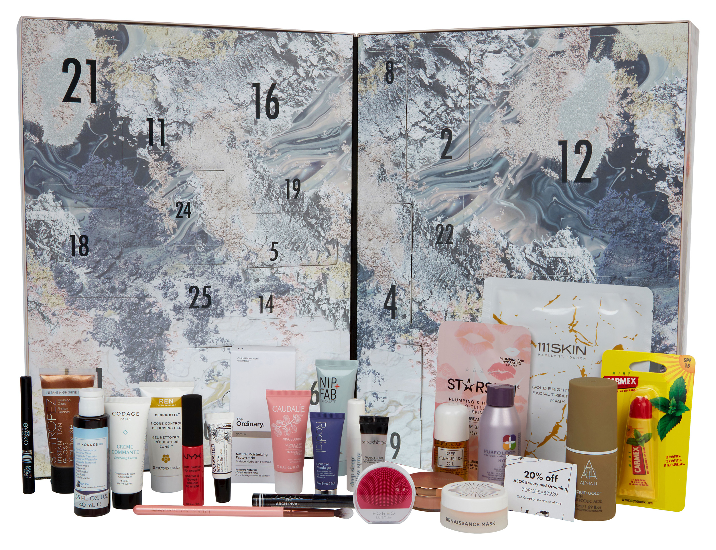 Calendario Avvento Essence.Calendari Dell Avvento Beauty 2017 11 Proposte Da Non