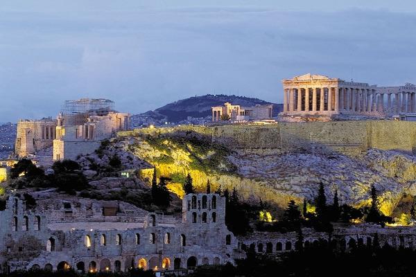 Atene ponte immacolata