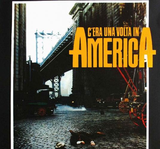 C'era Una Volta in America film drammatico