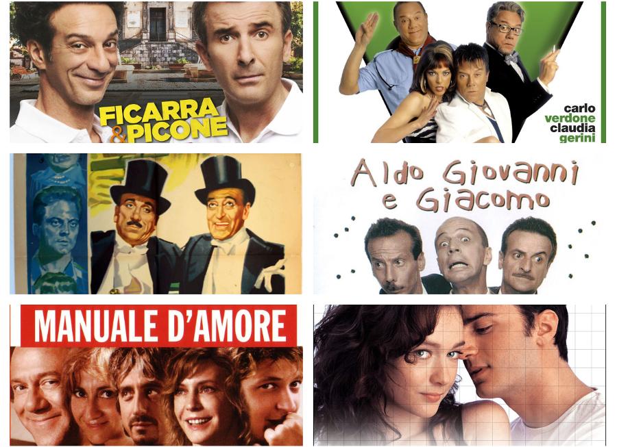 Commedie italiane